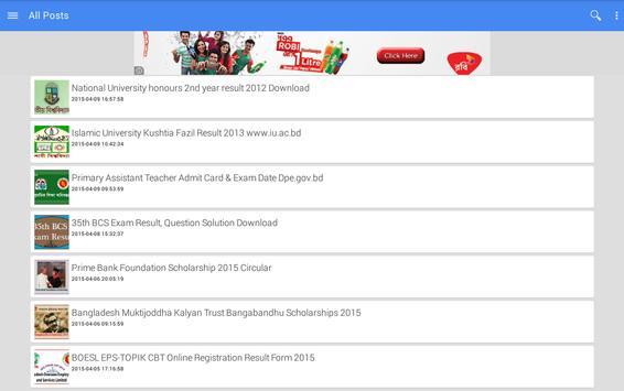 All Result BD screenshot 5