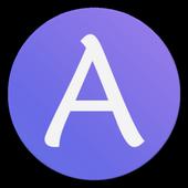 خطوط (سامسونج) AFonts-icoon