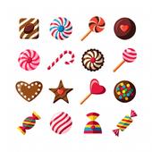 الحلوى المرعبة icon