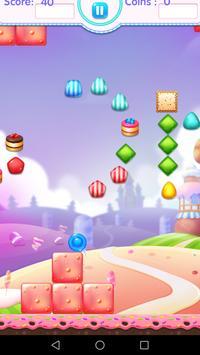 Candy Cruch Jump screenshot 10