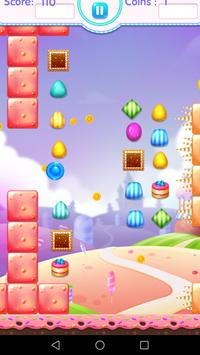 Candy Cruch Jump screenshot 1