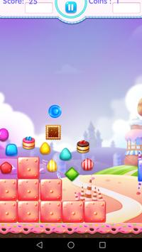 Candy Cruch Jump screenshot 4