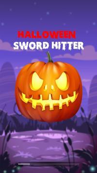 Halloween Hitter poster