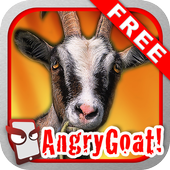 Angry Goat Free! icon