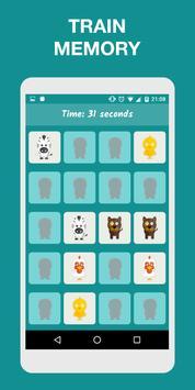 Memory Game for Kids: Animals screenshot 3