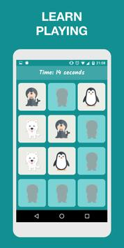 Memory Game for Kids: Animals screenshot 2