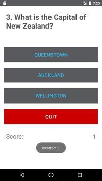 Top Destinations (for test) apk screenshot