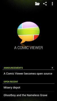 A Comic Viewer apk screenshot