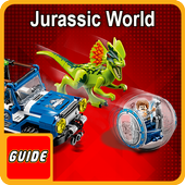 i-Guide LEGO Jurassic World icon