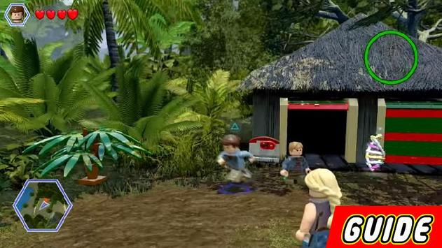 i-Guide LEGO Jurassic World apk screenshot