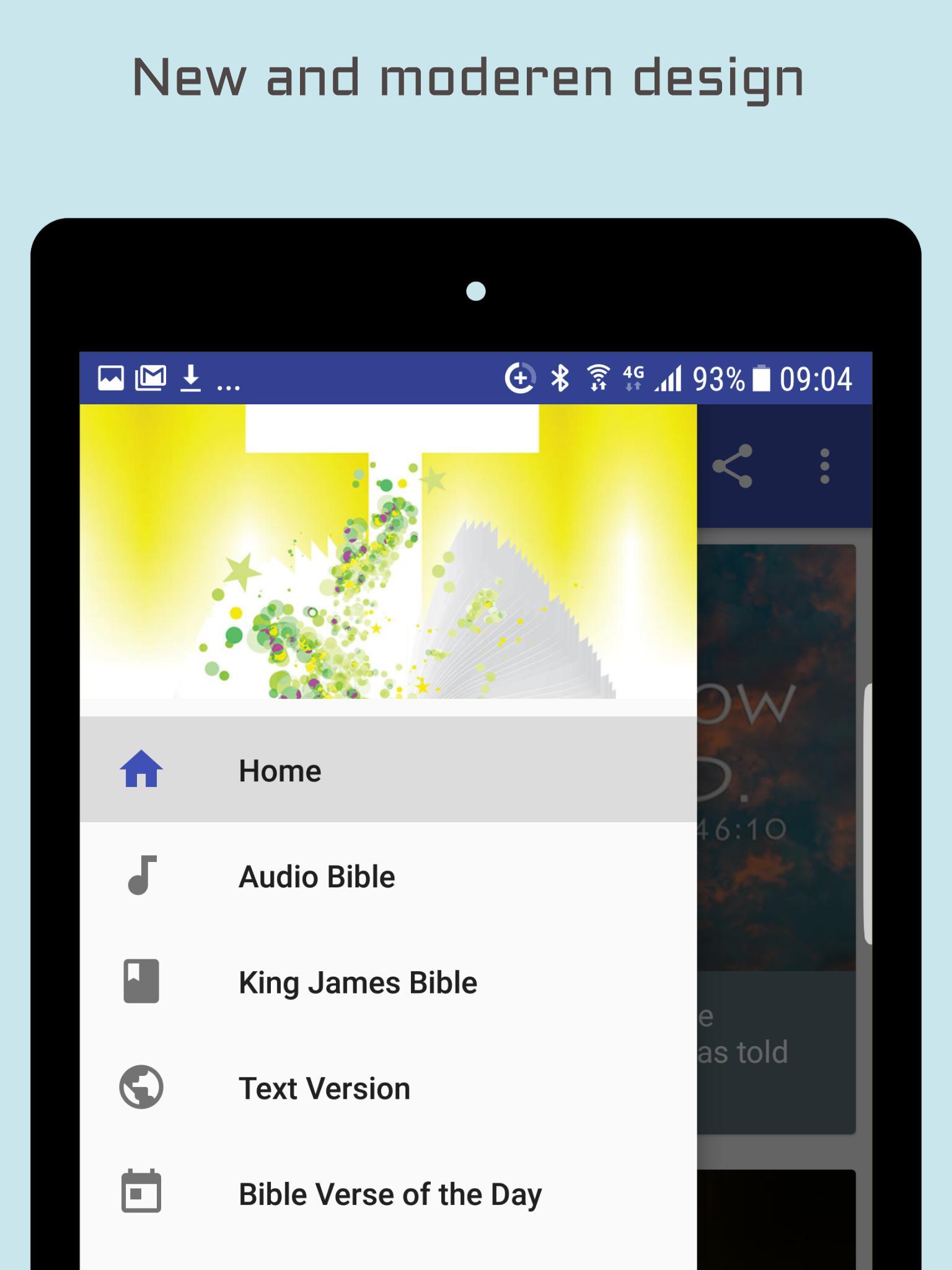 King James Bible - KJV Audio for Android - APK Download
