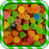 Free Candy HD Wallpaper icon