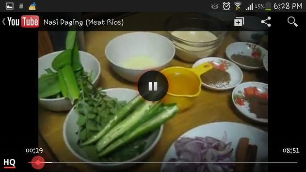 Resepi Masakan Kelantan screenshot 3