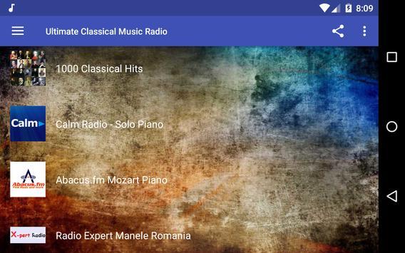 Ultimate Classical Music apk screenshot