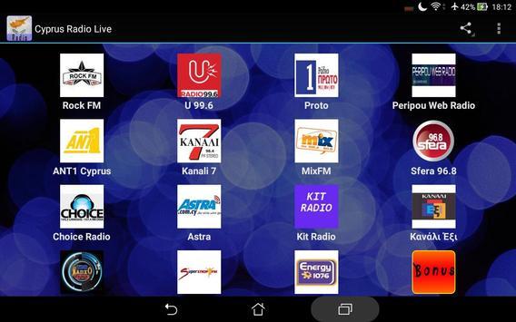 Cyprus Radio Live apk screenshot