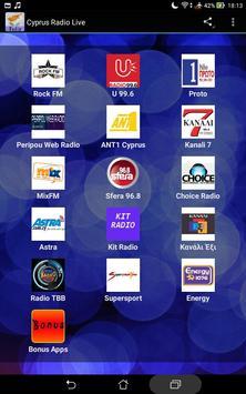 Cyprus Radio Live poster