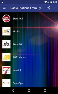 Radio Stations From Cyprus poster