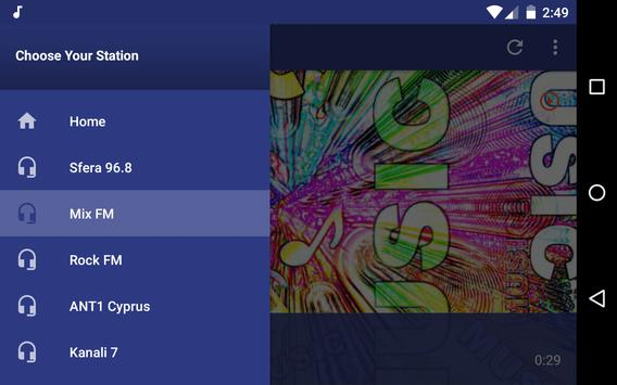 Radio Stations From Cyprus screenshot 9