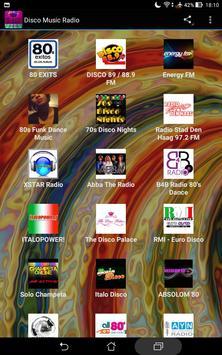 Disco Music Radio poster
