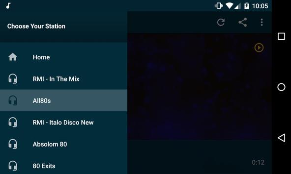 Top Disco Radio screenshot 11