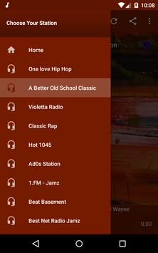 Rap Radio Stations Full apk screenshot