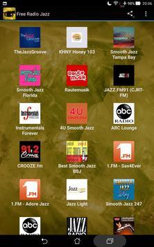 Free Radio Jazz poster