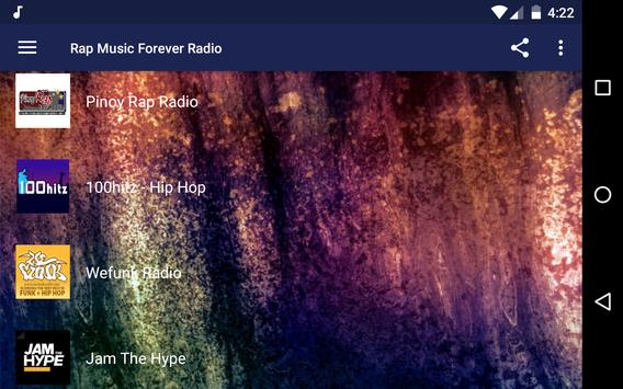Rap Music Forever apk screenshot