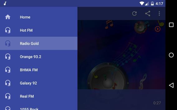 Top Greek Online Radio apk screenshot