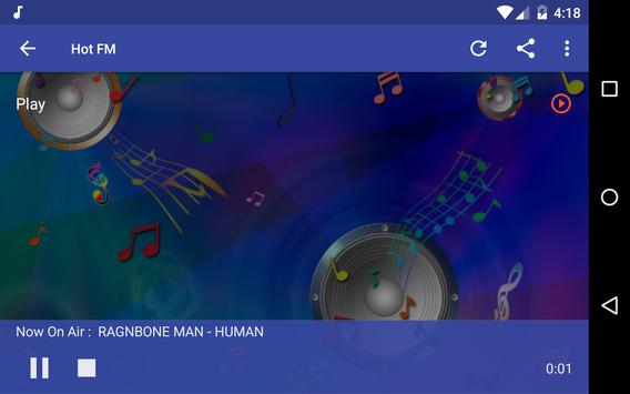 Top Greek Online Radio screenshot 6