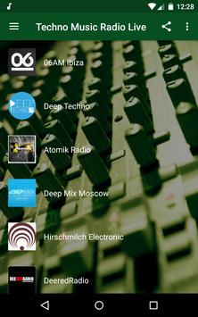 Techno Music Radio - IDM, Hardcore, Tech House poster