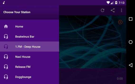 House Music Stations screenshot 11