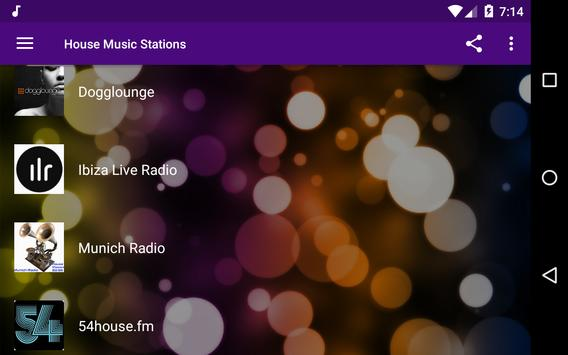 House Music Stations screenshot 9