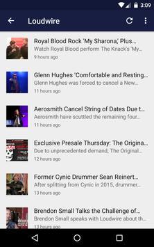 News Of Metal And Rock screenshot 2