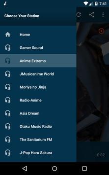 The Anime Channel - Radios Anime, J-Pop and K-Pop! screenshot 3