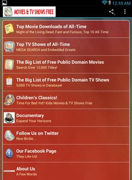 Movies TV Shows Free for Android - APK Download