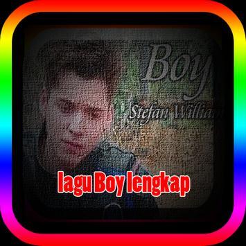 Lagu Boy Terlengkap apk screenshot