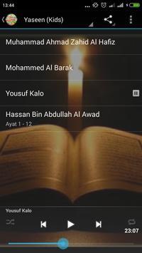 Yaseen & Ayat Al-Kursi (Kids) screenshot 1
