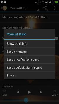 Yaseen & Ayat Al-Kursi (Kids) screenshot 3