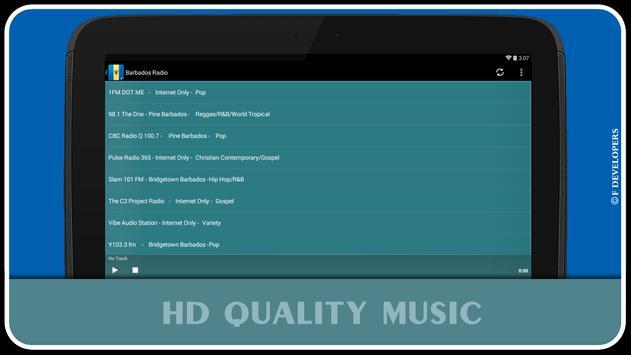 Barbados Radio screenshot 3