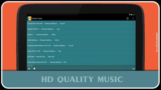 Moldova Radio screenshot 3