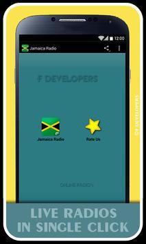 Jamaica Radio poster