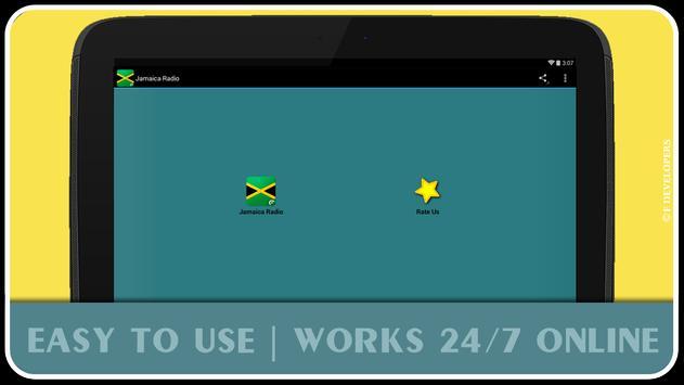 Jamaica Radio apk screenshot