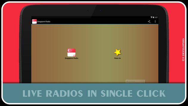 Singapore Radio apk screenshot