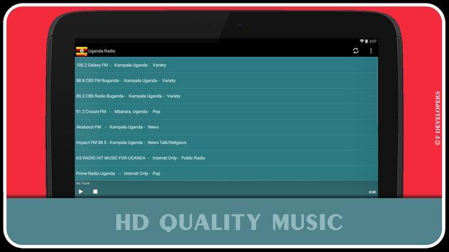 Uganda Radio screenshot 3