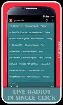 Uganda Radio screenshot 1