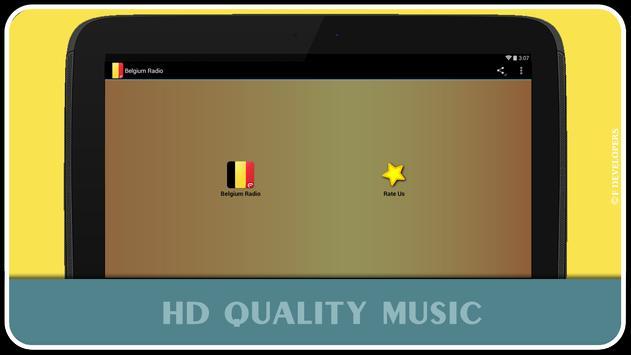 Belgium Radio screenshot 2