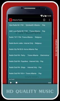 Albania Radio screenshot 1