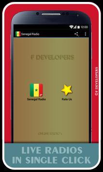 Senegal Radio poster