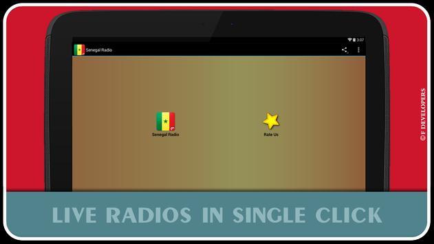 Senegal Radio screenshot 2
