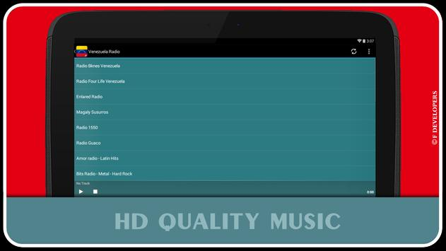 Venezuela Radio screenshot 3